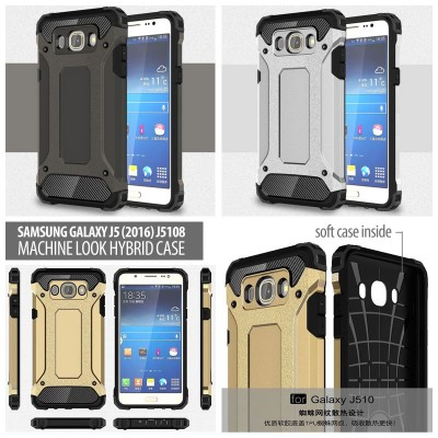 ^ Samsung Galaxy J5 2016 J5108 - Tough Armor Hybrid Case