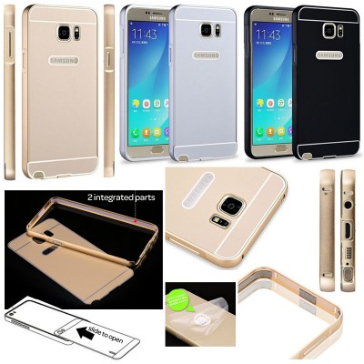 ^ Samsung Galaxy Note 5 N9200 - Metal Slide Hard Case
