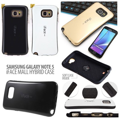 * Samsung Galaxy Note 5 N9200 - iFace Mall Hybrid Case