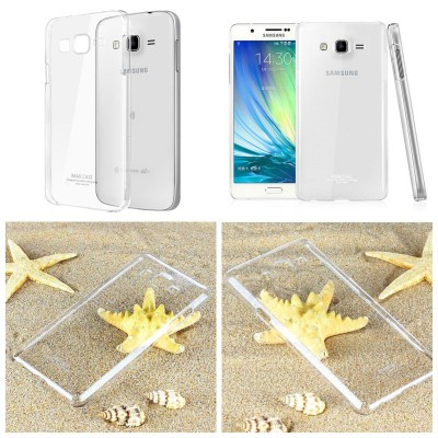 ^ Samsung Galaxy On7 - Imak Crystal Clear Hard Case 2nd Series