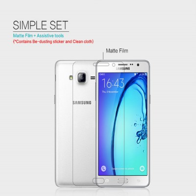 ^ Samsung Galaxy On7 - Nillkin Antiglare Screen Guard