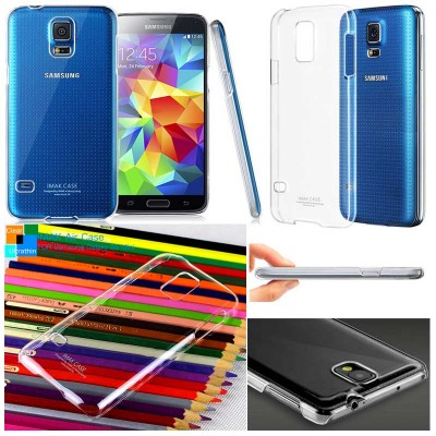 ^ Samsung Galaxy S5 Mini / S5 Mini Duos - Imak Crystal Clear Hard Case 1st series
