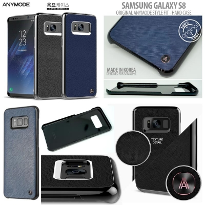 [ARN] Samsung Galaxy S8 - Original Anymode Style Fit - Hard Case