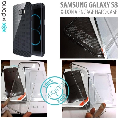 [HRX] Samsung Galaxy S8 - Original X-Doria XDoria Engage Hard Case