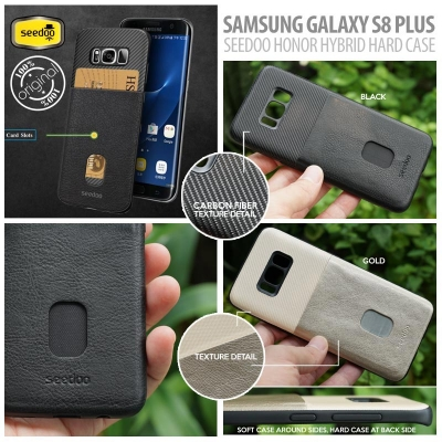 [HRX] Samsung Galaxy S8 Plus - Original Seedoo Honor Hybrid Hard Case
