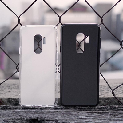 Samsung Galaxy S9 Plus - Frosted Matte TPU Soft Case