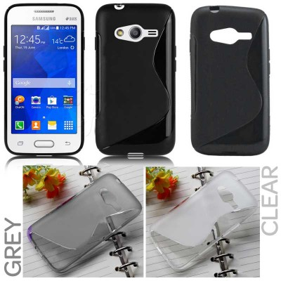 ^ Samsung Galaxy Ace 4 D313H / Galaxy V / Ace NXT G313H - Stylish STPU Soft Case