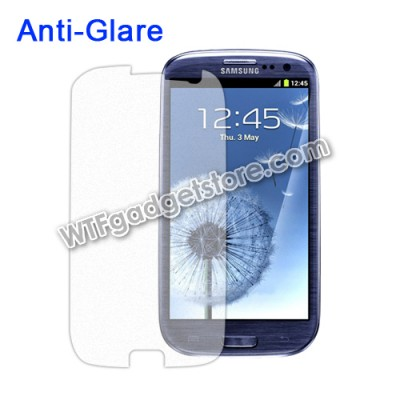 $ Samsung Galaxy S3 I9300 - Antiglare Screen Guard