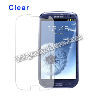 $ Samsung Galaxy S3 I9300 - Clear Screen Guard