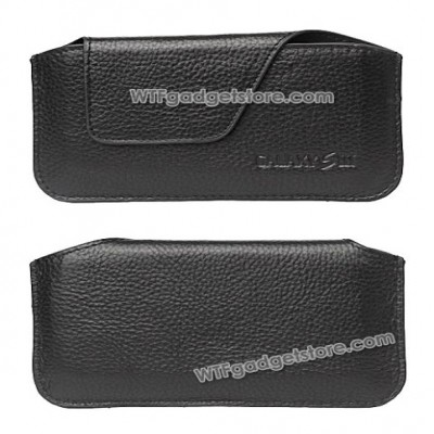 $ Samsung Galaxy S3 I9300 - Genuine Cow Leather Pouch Samsung