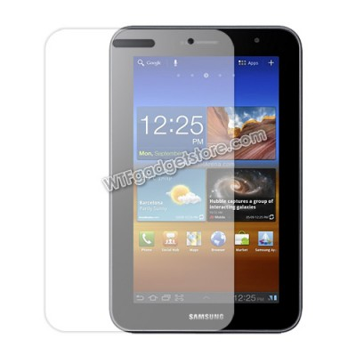 * Samsung Galaxy Tab 7.0 Plus P6200 / Tab 2 7.0 P3100 - Clear Screen Guard