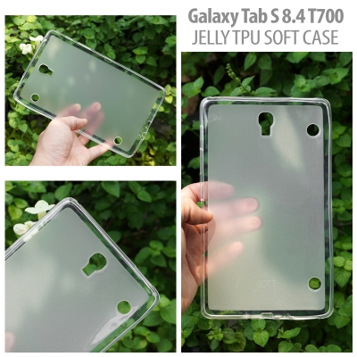 [AMI] Samsung Galaxy Tab S 8.4 T700 - Jelly TPU Soft Case