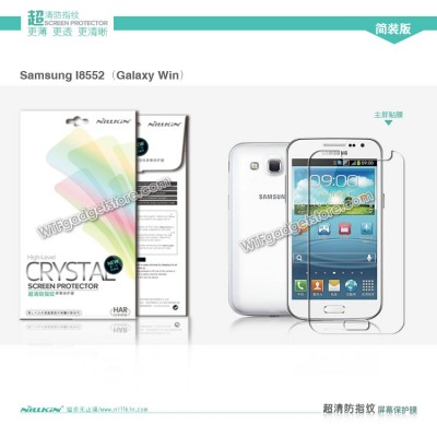 $ Samsung Galaxy Win / Win Duos i8552 - Nillkin Clear Screen Guard
