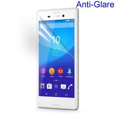 $ Sony Xperia M4 Aqua Dual / M4 Aqua - Antiglare Screen Guard