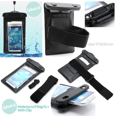 * Splash it! Waterproof Bag & Armband 5.5inch (N7100)