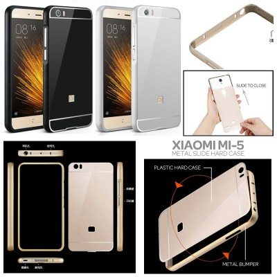 ^ Xiaomi Mi5 Pro / Mi5 - Metal Slide Hard Case