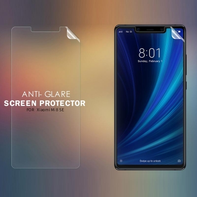 ^ Xiaomi Mi 8 SE / Mi8 SE - Nillkin Antiglare Screen Guard