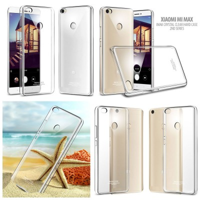 ^ Xiaomi Mi Max - Imak Crystal Clear Hard Case 2nd Series
