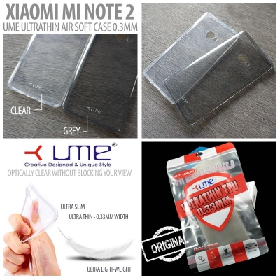 > Xiaomi Mi Note 2 - Ume Ultrathin Soft Case 0.3mm