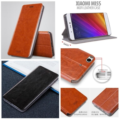 ^ Xiaomi Mi5s - Mofi Leather Case