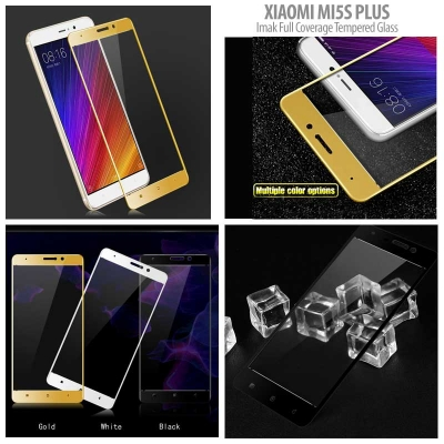^ Xiaomi Mi5s Plus - Imak Full Coverage Tempered Glass