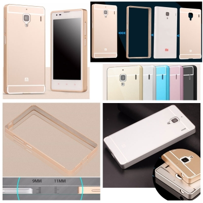^ Xiaomi RedMi 1s / HongMi 1s - Metal Slide Hard Case