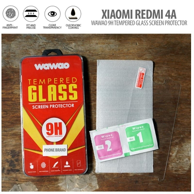> Xiaomi Redmi 4A - Wawao 9H Tempered Glass Screen Protector