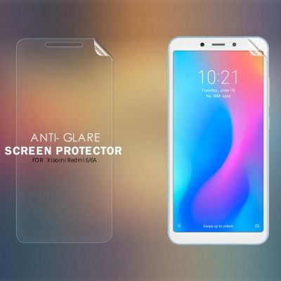 ^ Xiaomi Redmi 6 / Redmi 6A - Nillkin Antiglare Screen Guard