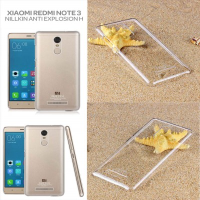 ^ Xiaomi RedMi Note 3 Pro / Redmi Note 3 - Imak Crystal Clear Hard Case 2nd Series