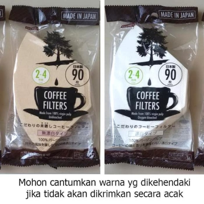 DAISO Saringan Kopi - Coffee Filter Paper
