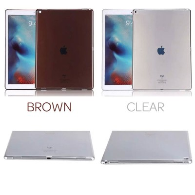 * iPad Pro 12.9 Inch - Slim Glossy TPU Soft Case }
