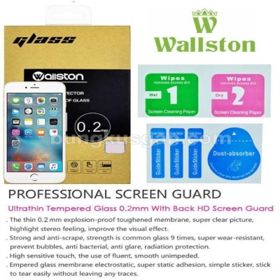 iPhone 6 Plus / iPhone 6S Plus - Wallston Glass Pro 0.2mm