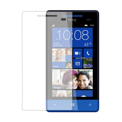 $ HTC 8S / HTC Windows Phone 8S - Clear Screen Guard