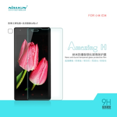 ^ Xiaomi RedMi 1s / HongMi 1s - Nillkin Anti-Explosion H Tempered Glass Screen Protector