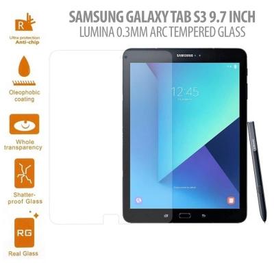 Samsung Galaxy Tab S3 9.7 Inch T820 T825 - Lumina 0.3 mm Arc Tempered Glass